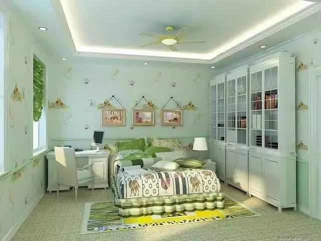 ✅卧室应该这样装,23款卧室装修效果,你最爱的调调~ 雅致,舒适,小时,卧室,应该 第6张图片