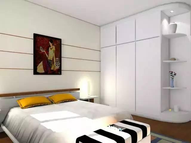 ✅卧室应该这样装,23款卧室装修效果,你最爱的调调~ 雅致,舒适,小时,卧室,应该 第15张图片
