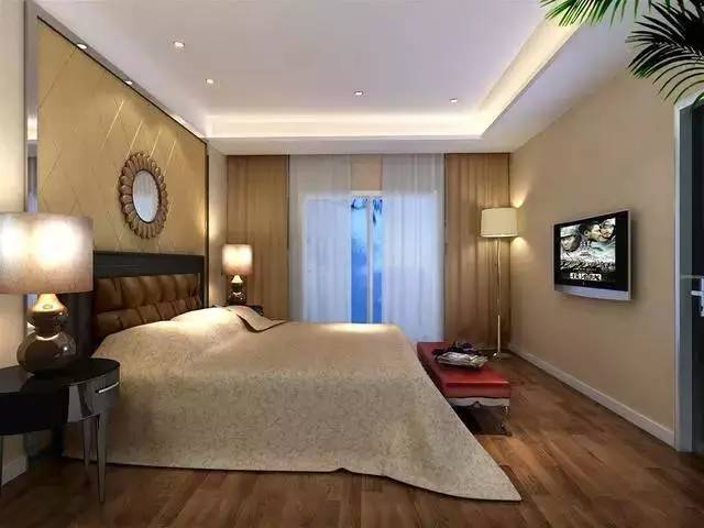 ✅卧室应该这样装,23款卧室装修效果,你最爱的调调~ 雅致,舒适,小时,卧室,应该 第14张图片