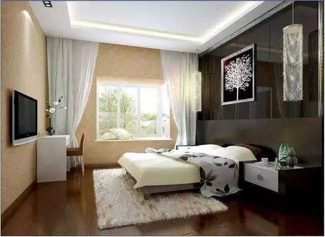 ✅卧室应该这样装,23款卧室装修效果,你最爱的调调~ 雅致,舒适,小时,卧室,应该 第16张图片