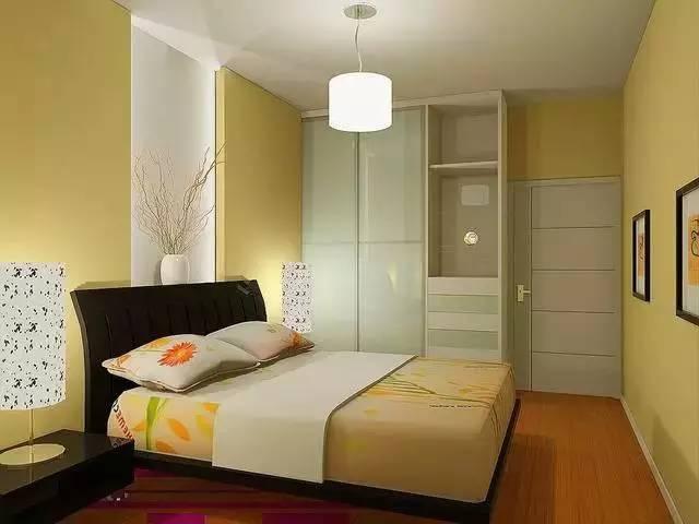 ✅卧室应该这样装,23款卧室装修效果,你最爱的调调~ 雅致,舒适,小时,卧室,应该 第18张图片