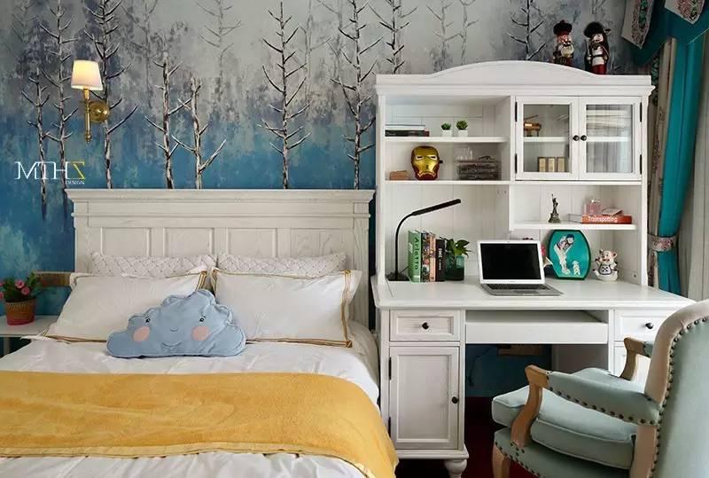 小卧室装修效果图,打造你专属的精美小天地! 卧室装修,小卧室设计图,效果图,打造,专属 第1张图片