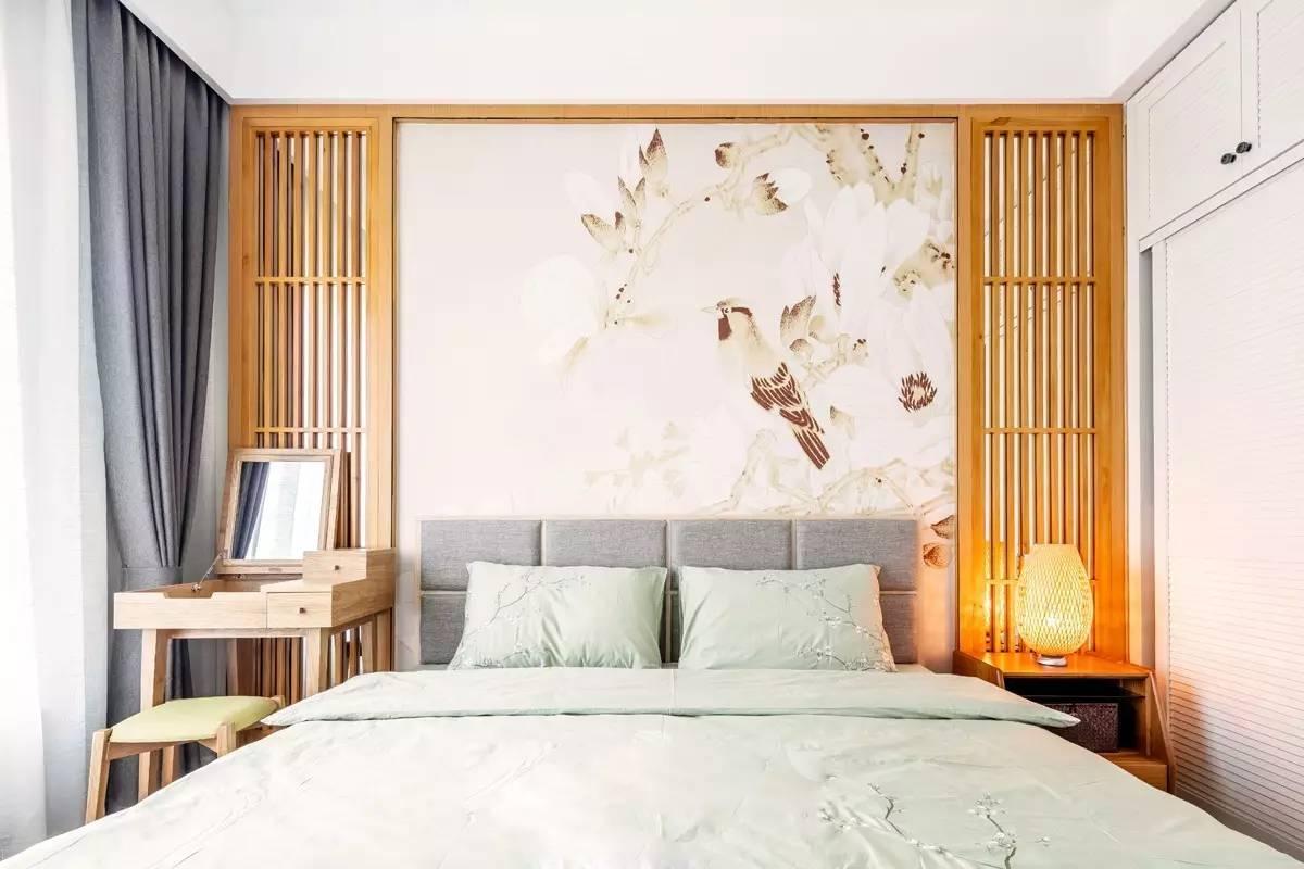 小卧室装修效果图,打造你专属的精美小天地! 卧室装修,小卧室设计图,效果图,打造,专属 第2张图片