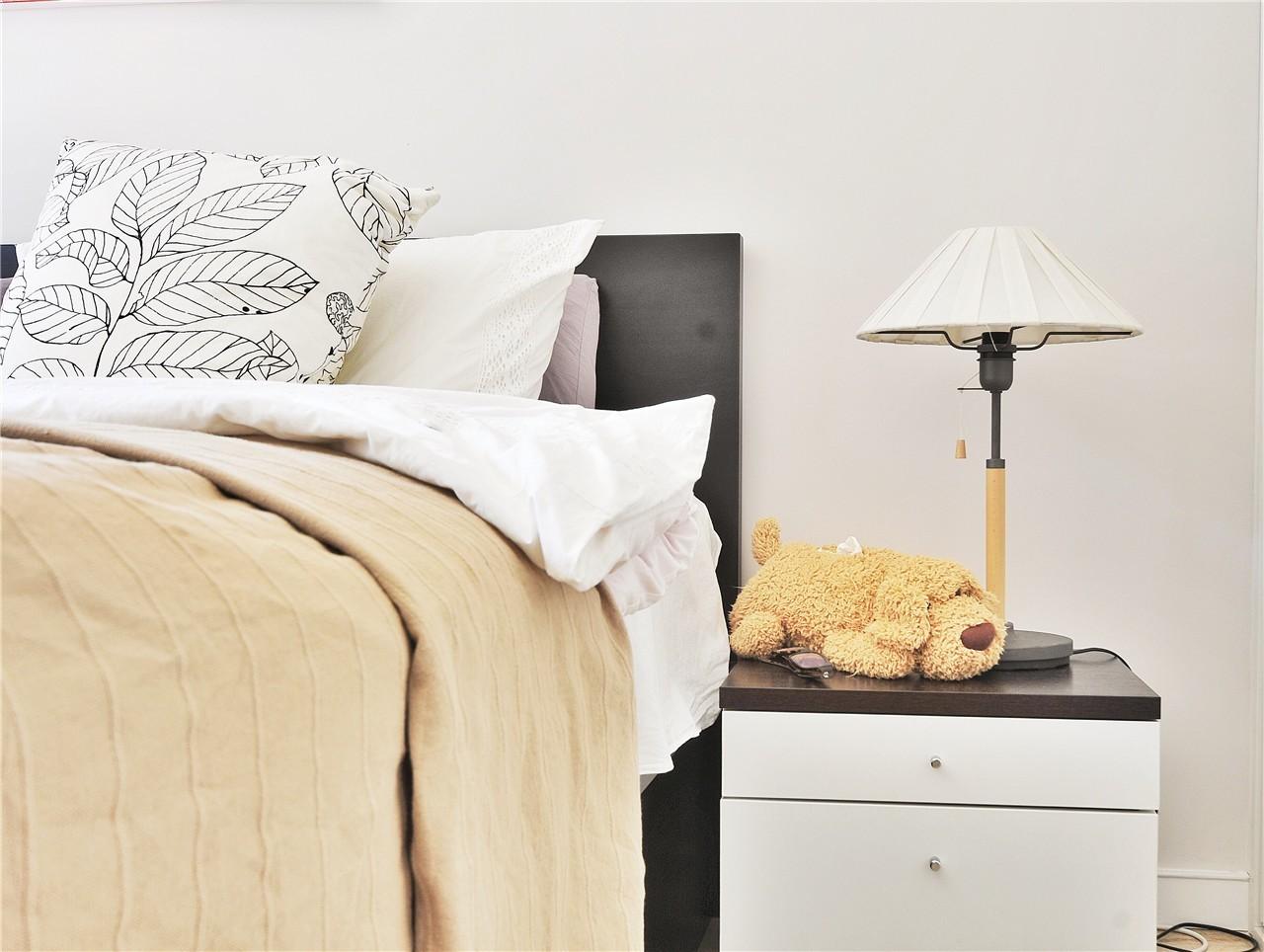 小卧室装修效果图,打造你专属的精美小天地! 卧室装修,小卧室设计图,效果图,打造,专属 第5张图片