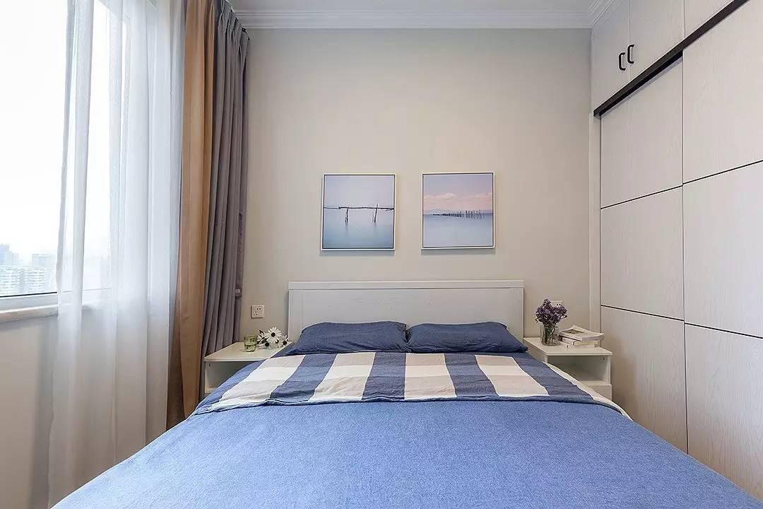 小卧室装修效果图,打造你专属的精美小天地! 卧室装修,小卧室设计图,效果图,打造,专属 第11张图片