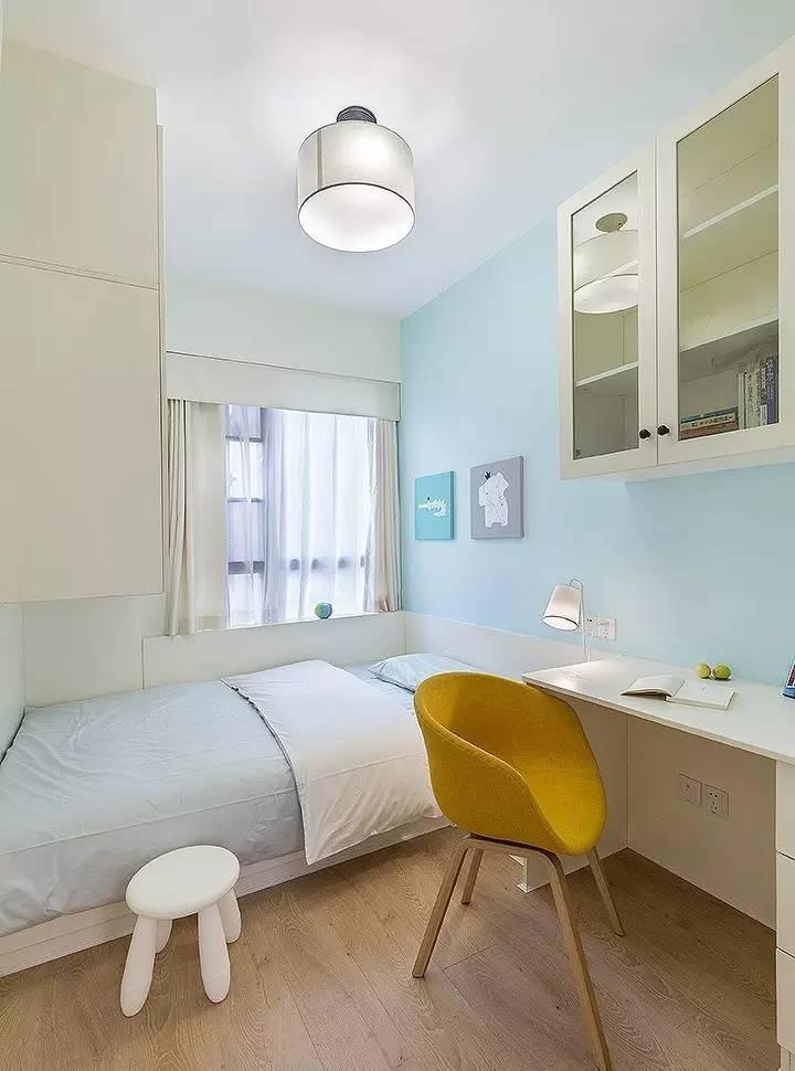小卧室装修效果图,打造你专属的精美小天地! 卧室装修,小卧室设计图,效果图,打造,专属 第15张图片