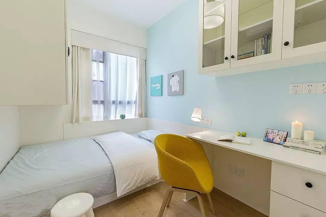 小卧室装修效果图,打造你专属的精美小天地! 卧室装修,小卧室设计图,效果图,打造,专属 第16张图片
