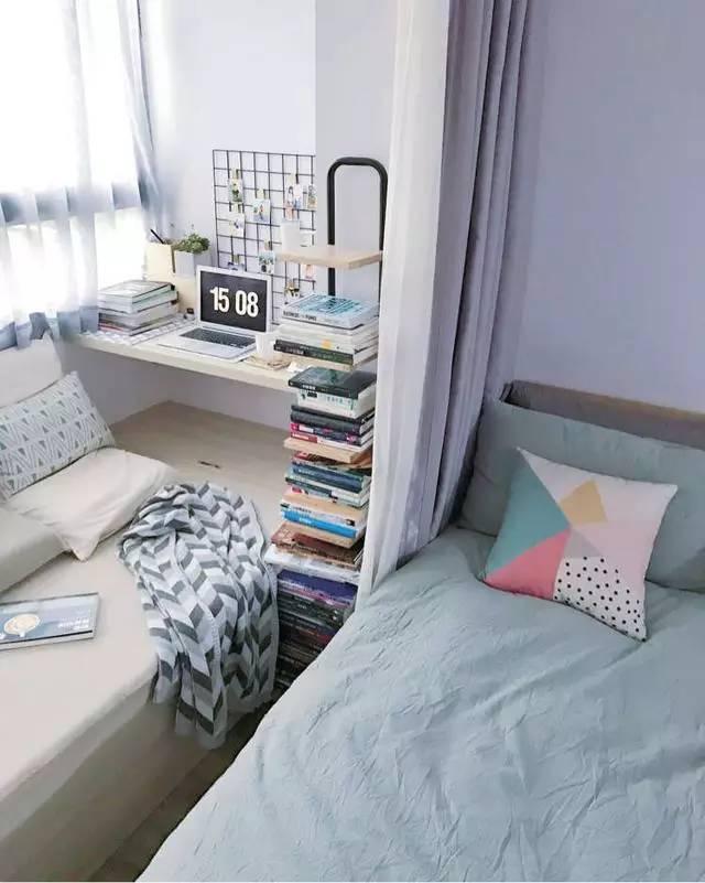 小卧室装修效果图,打造你专属的精美小天地! 卧室装修,小卧室设计图,效果图,打造,专属 第29张图片