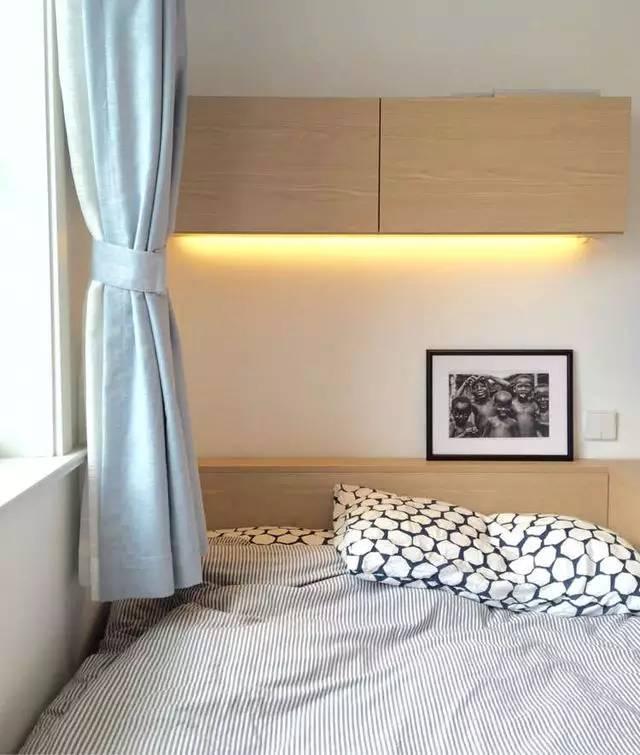 小卧室装修效果图,打造你专属的精美小天地! 卧室装修,小卧室设计图,效果图,打造,专属 第27张图片
