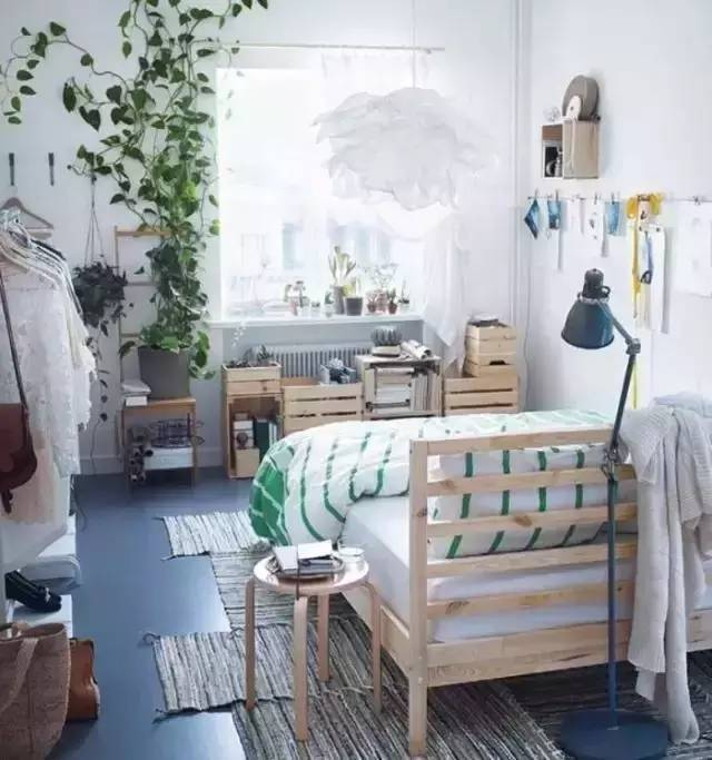 小卧室装修效果图,打造你专属的精美小天地! 卧室装修,小卧室设计图,效果图,打造,专属 第32张图片