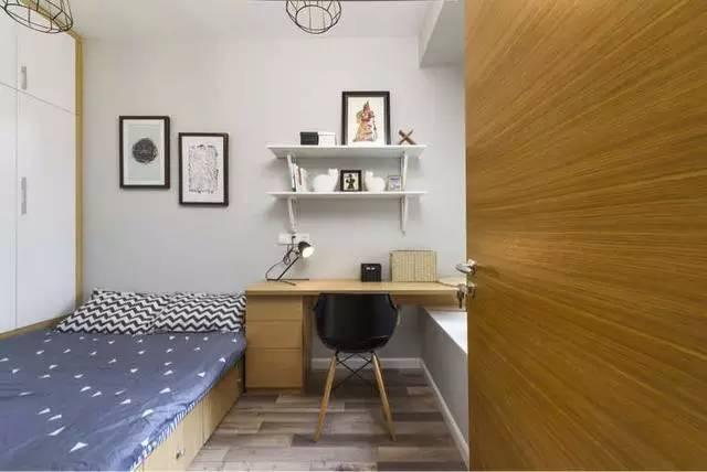 小卧室装修效果图,打造你专属的精美小天地! 卧室装修,小卧室设计图,效果图,打造,专属 第30张图片