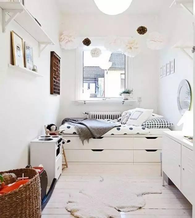 小卧室装修效果图,打造你专属的精美小天地! 卧室装修,小卧室设计图,效果图,打造,专属 第38张图片