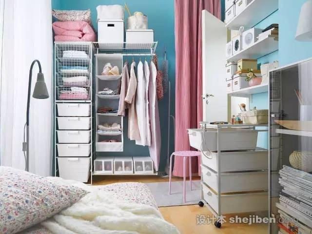 【家装】衣柜这么设计,好看又实用! 衣柜,这么,设计,好看,实用 第1张图片