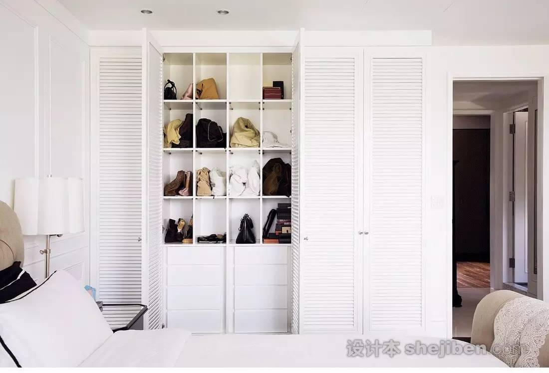 【家装】衣柜这么设计,好看又实用! 衣柜,这么,设计,好看,实用 第4张图片