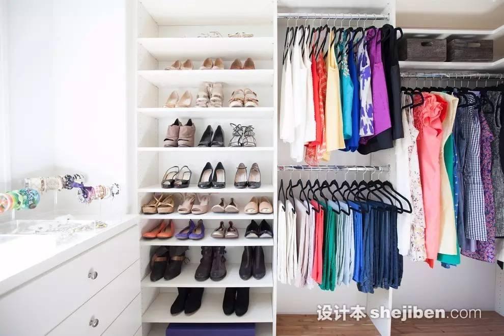 【家装】衣柜这么设计,好看又实用! 衣柜,这么,设计,好看,实用 第3张图片