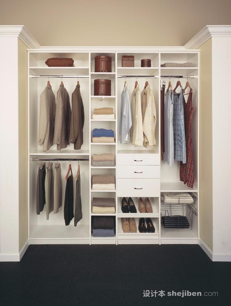 【家装】衣柜这么设计,好看又实用! 衣柜,这么,设计,好看,实用 第9张图片