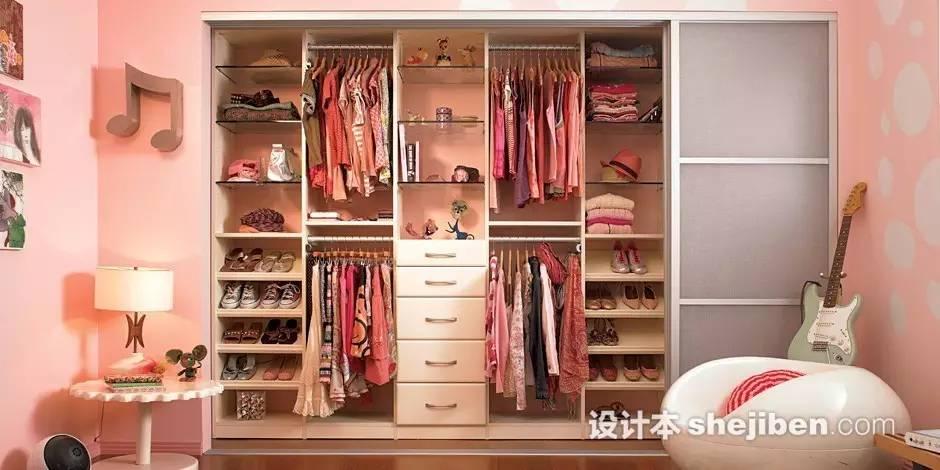 【家装】衣柜这么设计,好看又实用! 衣柜,这么,设计,好看,实用 第12张图片
