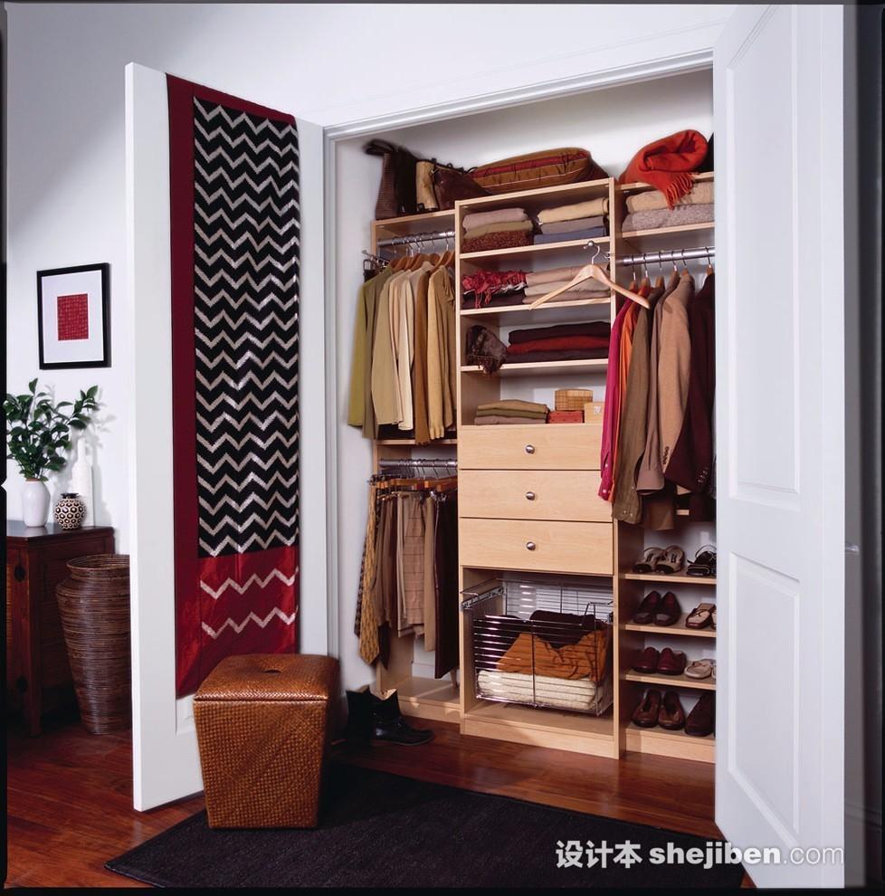 【家装】衣柜这么设计,好看又实用! 衣柜,这么,设计,好看,实用 第14张图片