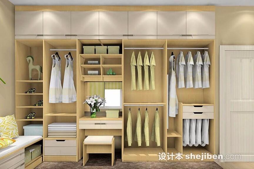 【家装】衣柜这么设计,好看又实用! 衣柜,这么,设计,好看,实用 第18张图片
