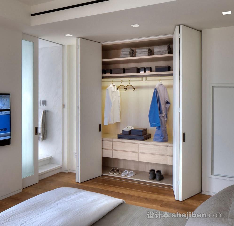 【家装】衣柜这么设计,好看又实用! 衣柜,这么,设计,好看,实用 第19张图片