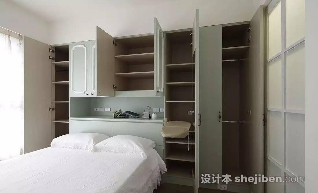 【家装】衣柜这么设计,好看又实用! 衣柜,这么,设计,好看,实用 第22张图片