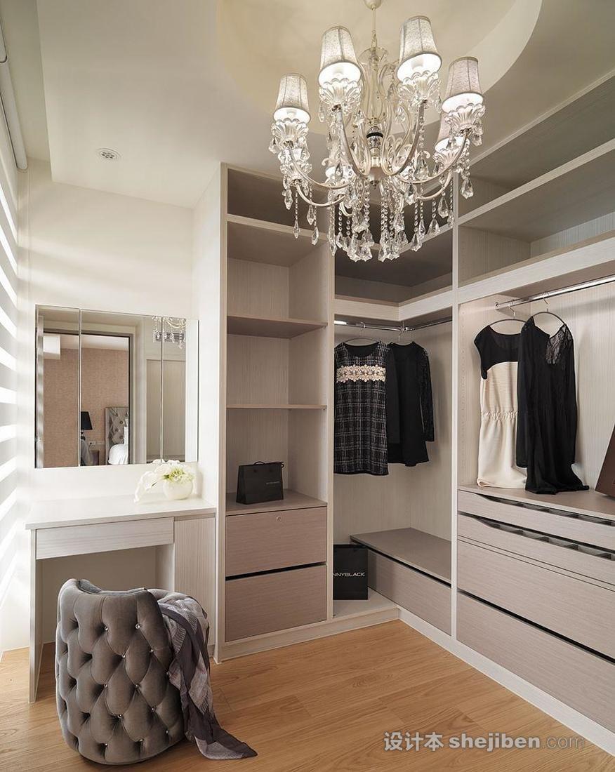 【家装】衣柜这么设计,好看又实用! 衣柜,这么,设计,好看,实用 第24张图片