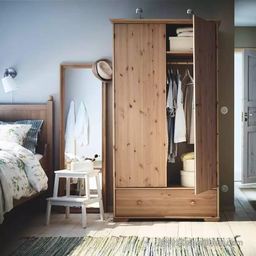 【家装】衣柜这么设计,好看又实用! 衣柜,这么,设计,好看,实用 第29张图片