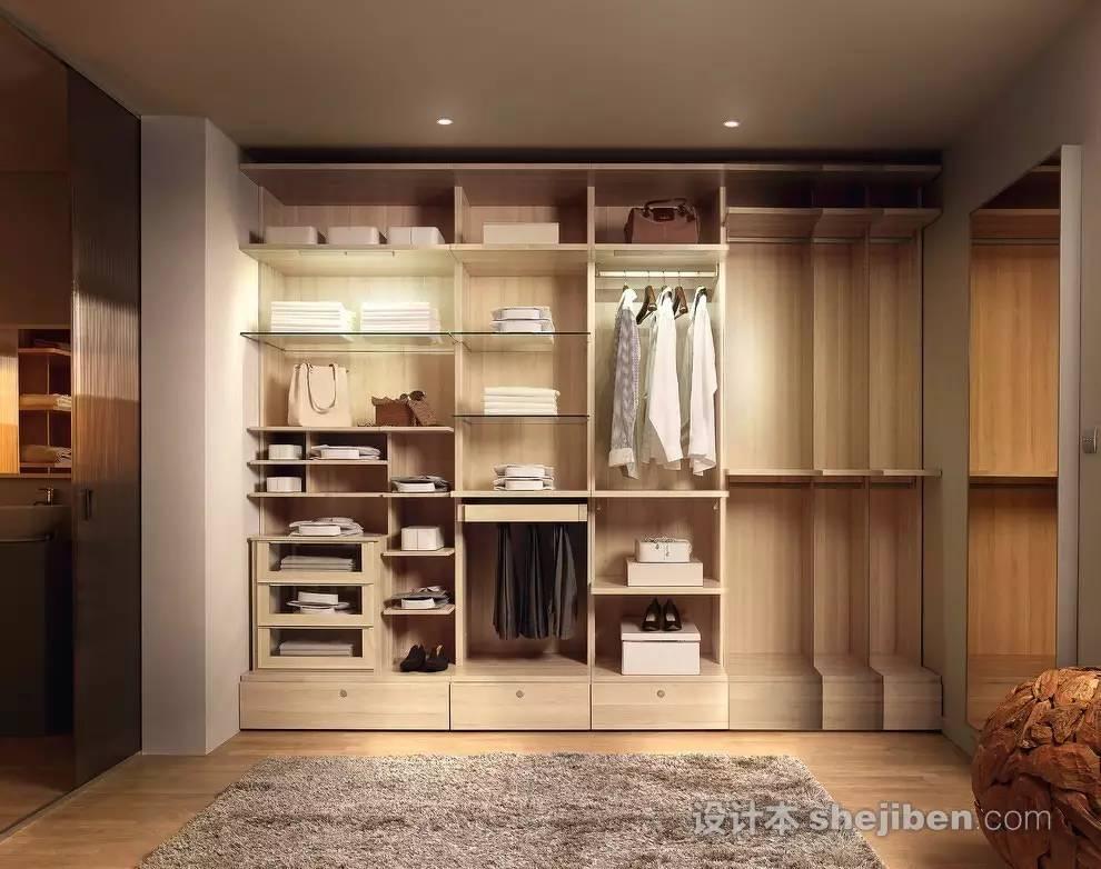 【家装】衣柜这么设计,好看又实用! 衣柜,这么,设计,好看,实用 第28张图片