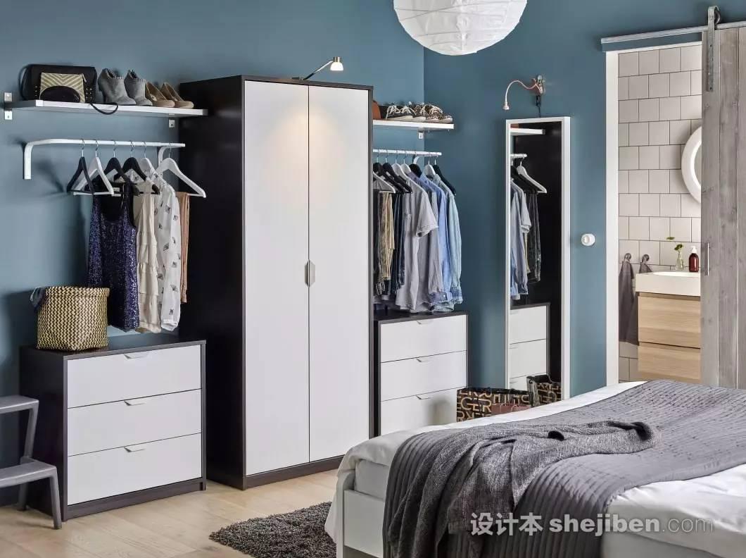 【家装】衣柜这么设计,好看又实用! 衣柜,这么,设计,好看,实用 第30张图片