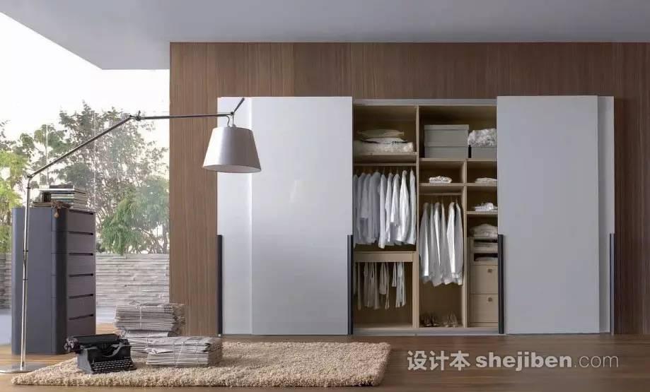 【家装】衣柜这么设计,好看又实用! 衣柜,这么,设计,好看,实用 第33张图片