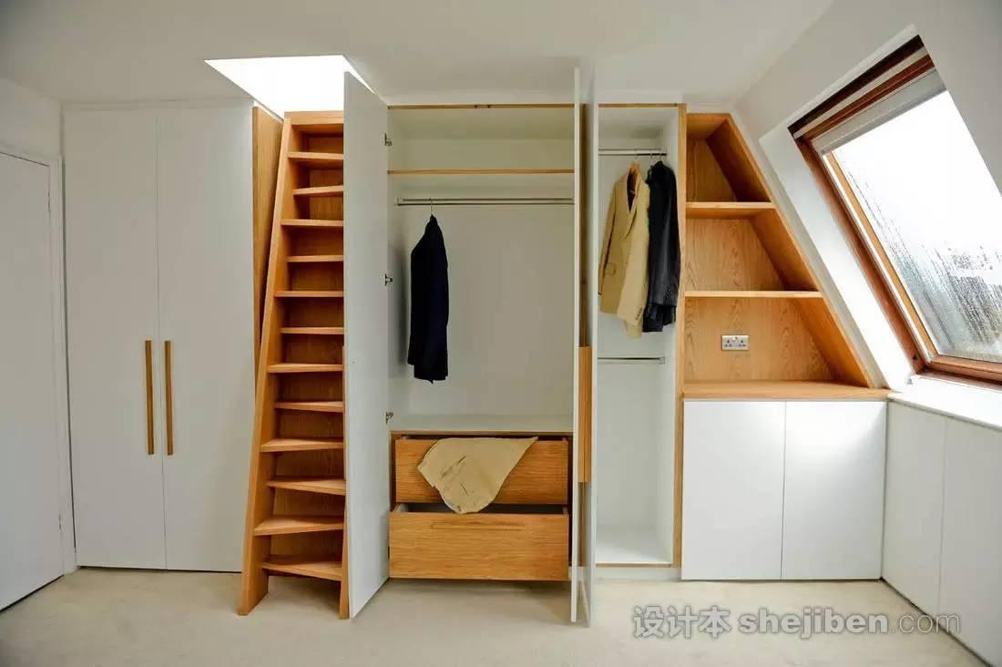 【家装】衣柜这么设计,好看又实用! 衣柜,这么,设计,好看,实用 第34张图片