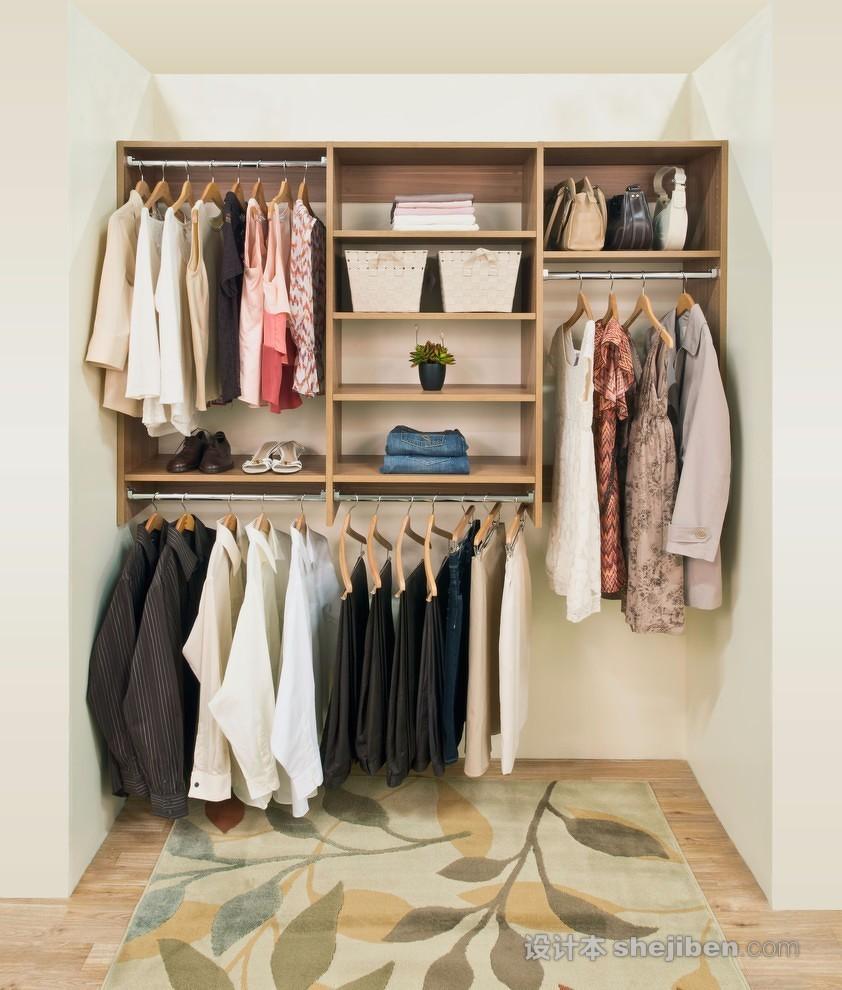 【家装】衣柜这么设计,好看又实用! 衣柜,这么,设计,好看,实用 第35张图片