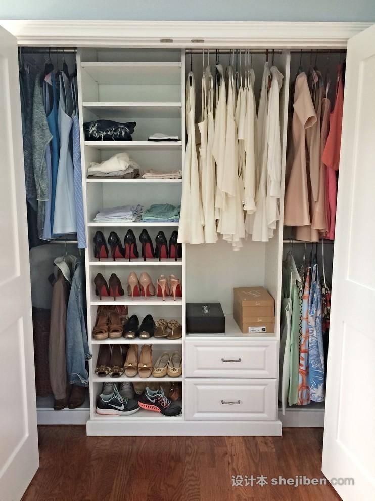 【家装】衣柜这么设计,好看又实用! 衣柜,这么,设计,好看,实用 第37张图片