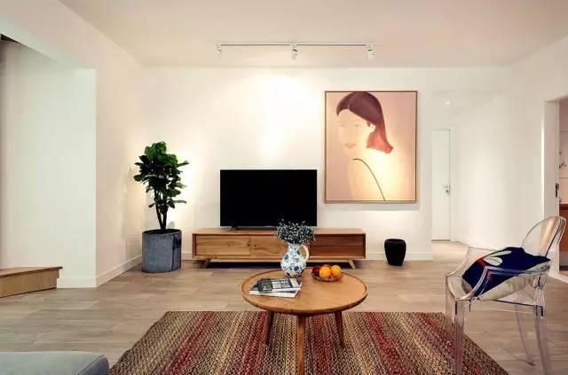 【家装日记】这些好看的背景墙 让你看电视都分心! 背景,电视,电视墙,隔板,简单 第8张图片