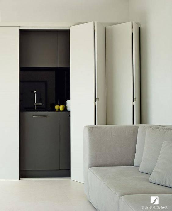 家里装修一定要装隐形门,不然你会后悔! 家里,装修,一定,一定要,隐形 第31张图片