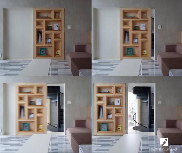 家里装修一定要装隐形门,不然你会后悔! 家里,装修,一定,一定要,隐形 第44张图片