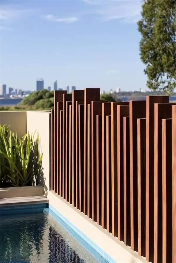 【家装】如果我家有个院子 围墙就这么设计! 家装,如果,我家,家有,院子 第3张图片
