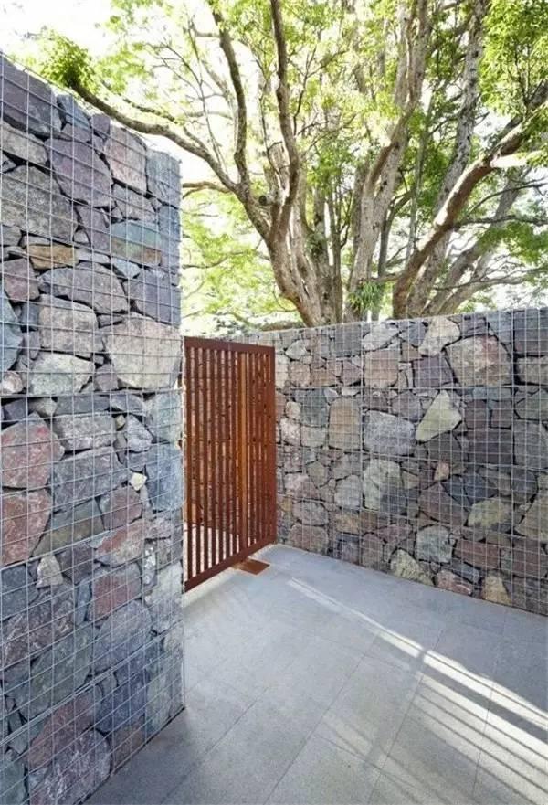 【家装】如果我家有个院子 围墙就这么设计! 家装,如果,我家,家有,院子 第4张图片