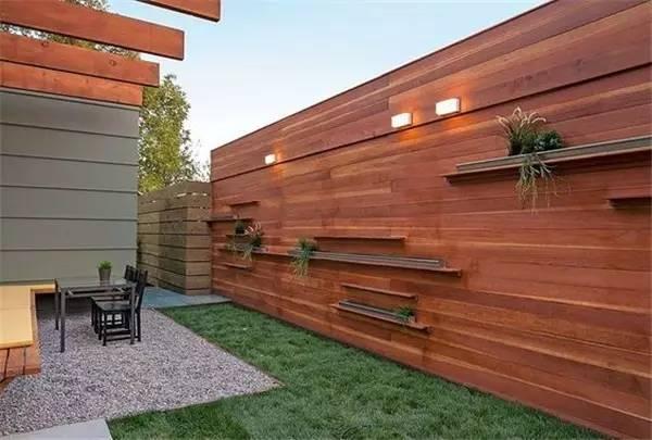 【家装】如果我家有个院子 围墙就这么设计! 家装,如果,我家,家有,院子 第7张图片