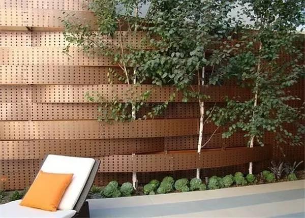【家装】如果我家有个院子 围墙就这么设计! 家装,如果,我家,家有,院子 第9张图片
