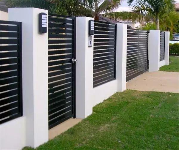 【家装】如果我家有个院子 围墙就这么设计! 家装,如果,我家,家有,院子 第12张图片