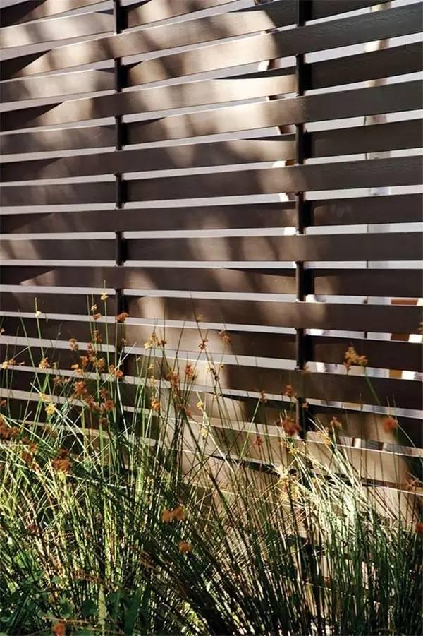 【家装】如果我家有个院子 围墙就这么设计! 家装,如果,我家,家有,院子 第10张图片
