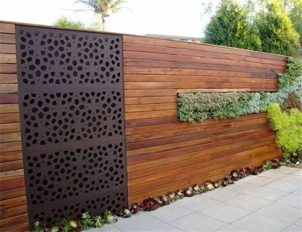 【家装】如果我家有个院子 围墙就这么设计! 家装,如果,我家,家有,院子 第14张图片
