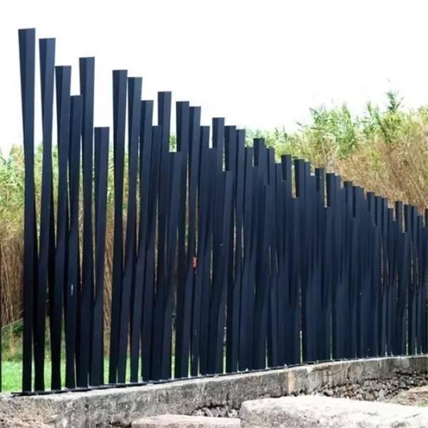 【家装】如果我家有个院子 围墙就这么设计! 家装,如果,我家,家有,院子 第15张图片