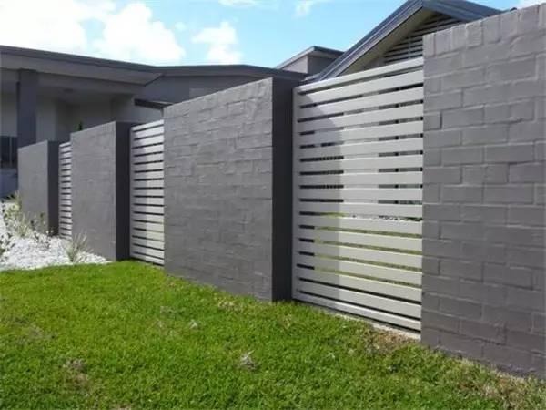 【家装】如果我家有个院子 围墙就这么设计! 家装,如果,我家,家有,院子 第16张图片