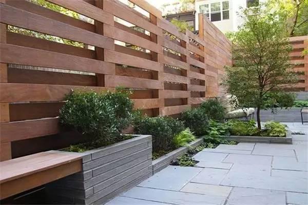 【家装】如果我家有个院子 围墙就这么设计! 家装,如果,我家,家有,院子 第17张图片