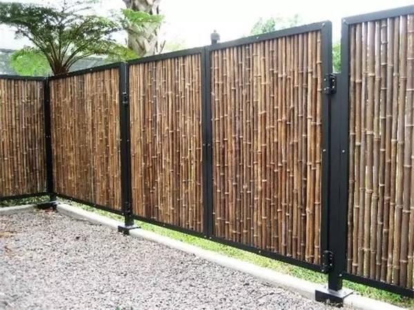 【家装】如果我家有个院子 围墙就这么设计! 家装,如果,我家,家有,院子 第22张图片