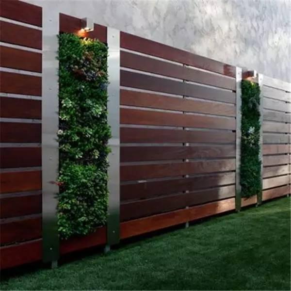 【家装】如果我家有个院子 围墙就这么设计! 家装,如果,我家,家有,院子 第24张图片