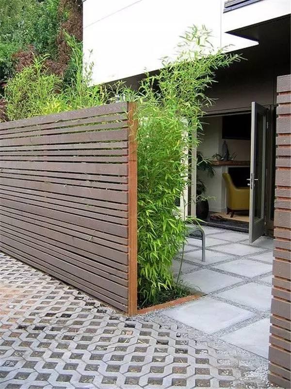 【家装】如果我家有个院子 围墙就这么设计! 家装,如果,我家,家有,院子 第25张图片