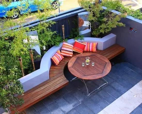 【家居装修】100个美美的院子,总有一款是你的菜! 舒适,时光,家居装修,院子,一款 第1张图片